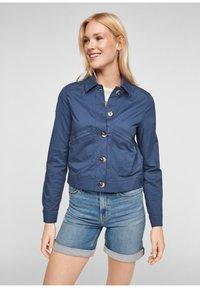 s.Oliver - Summer jacket - blue - 3