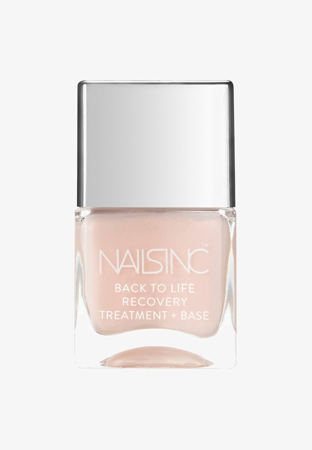 BACK TO LIFE TREATMENT & BASE 14ML - Nagellak: base coat - 9262 neutral