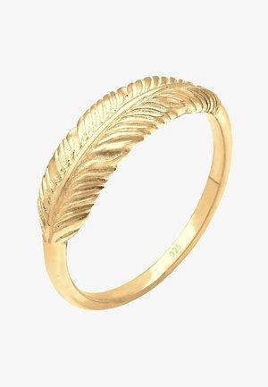 FEDER - Prsten - gold-coloured