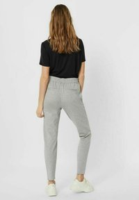 Vero Moda - VMEVA  - Trousers - light grey melange - 2