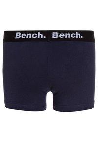 Bench - 3 PACK - Pants - marine - 1