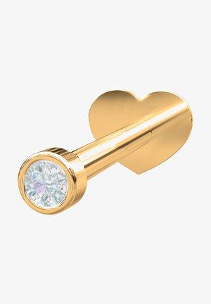 PIERCE52  - Earrings - gold