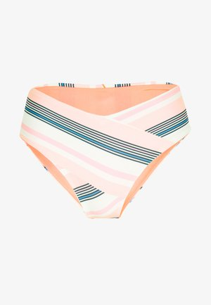 BEECH VERONIKA HIGH RISE BOTTOM CHEEKY CUT - Bikini bottoms - multi