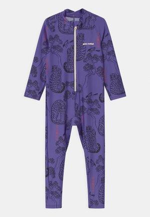 TIGERS UNISEX - Swimsuit - purple