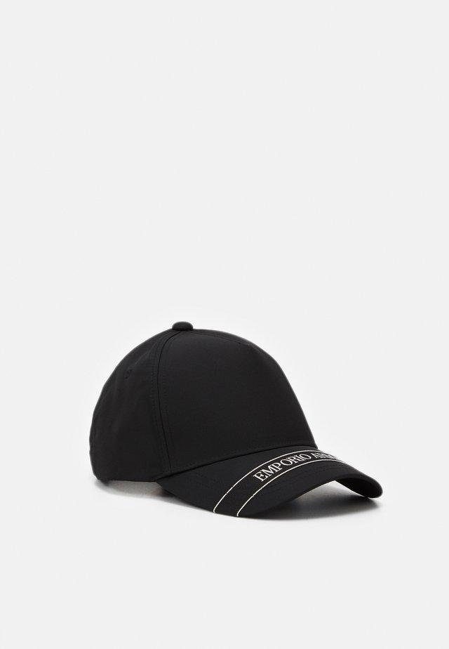 UNISEX - Cappellino - nero/black