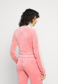 Jaded London - Sudadera con cremallera - pink - 2