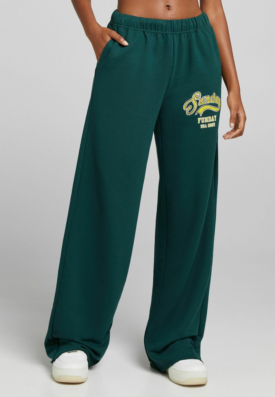 Femme STRAIGHT FIT  - Pantalon de survêtement