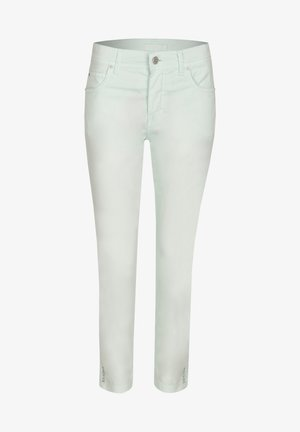 ORNELLA DECOR - Slim fit jeans - mint