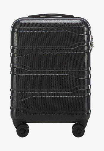 TRAIL STYLE - Wheeled suitcase - black