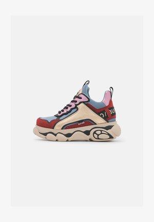 VEGAN CHAI - Sneakers laag - white/rainbow