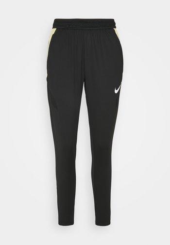 PANT - Pantalones deportivos - black/saturn gold/black/white