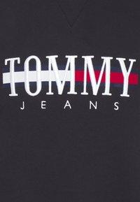 Tommy Jeans - TIMELESS CREW UNISEX - Sweatshirt - black - 6