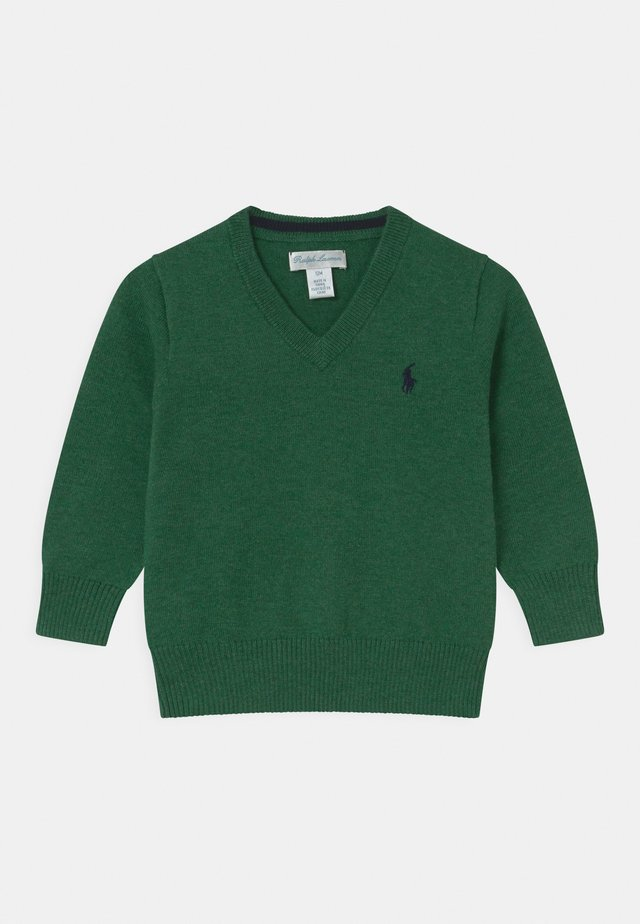 Pullover - verano green heather
