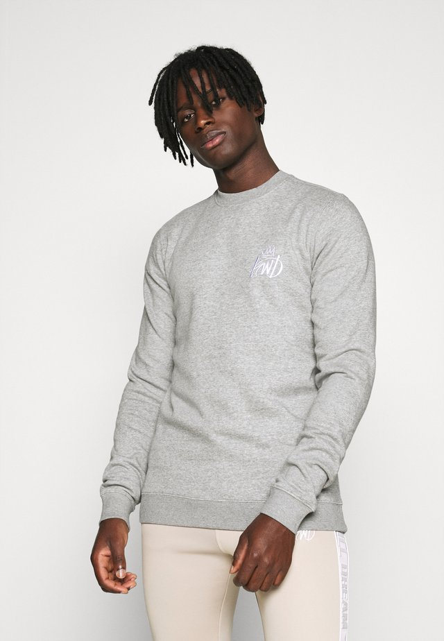 CROSBY CREW - Sweatshirt - grey
