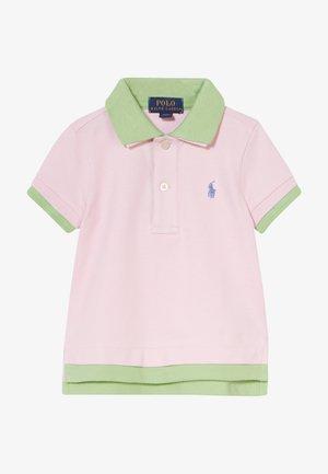 LAYERED - Polo shirt - carmel pink