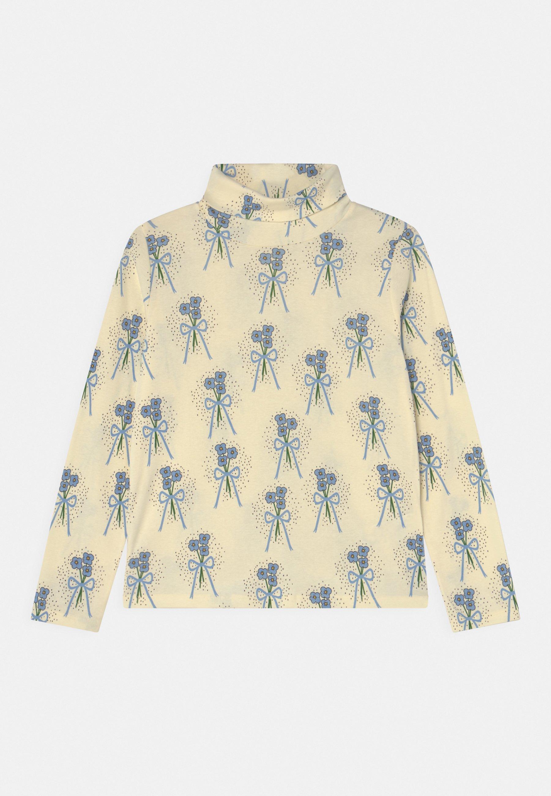 Kids WINTERFLOWERS TURTLENECK TEE UNISEX - Long sleeved top
