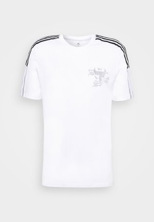 REAL MADRID TEE - Fanartikel - white