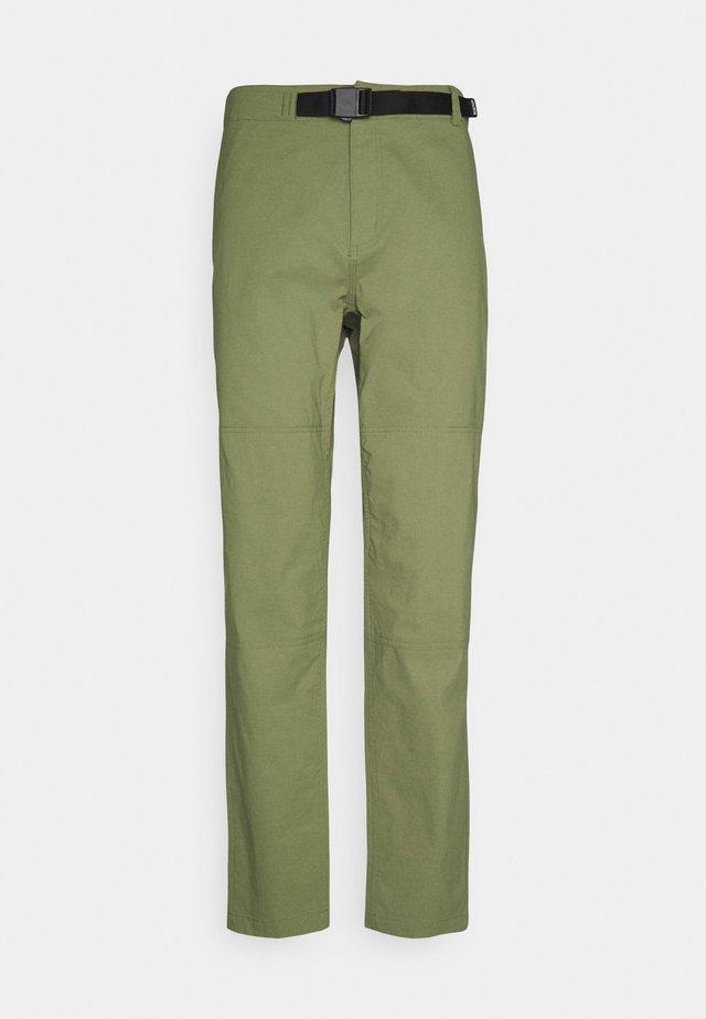 M RIDGE PANT MAYFLY GREEN - Broek - mayfly green