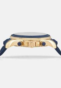 Versus Versace - VOLTA - Kronografklockor - blue/gold-coloured - 3