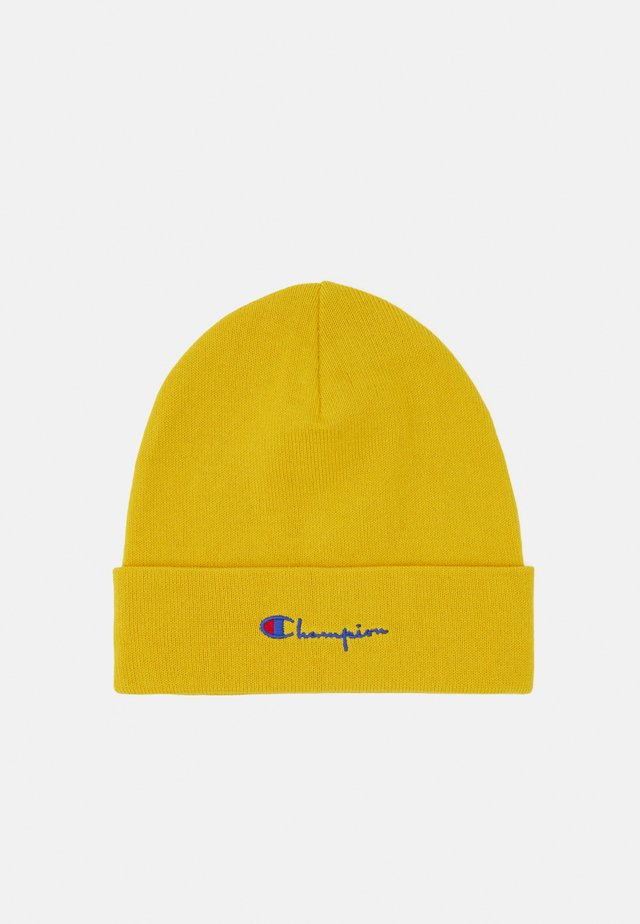 BEANIE - Bonnet - yellow