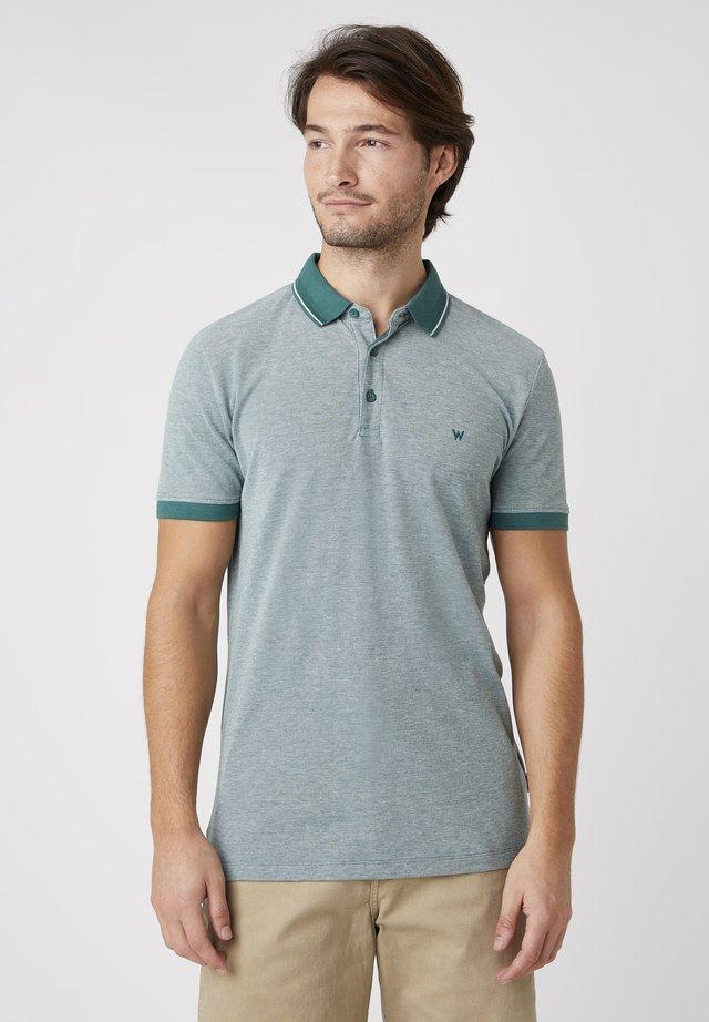 REFINED - Poloshirt - mallard green