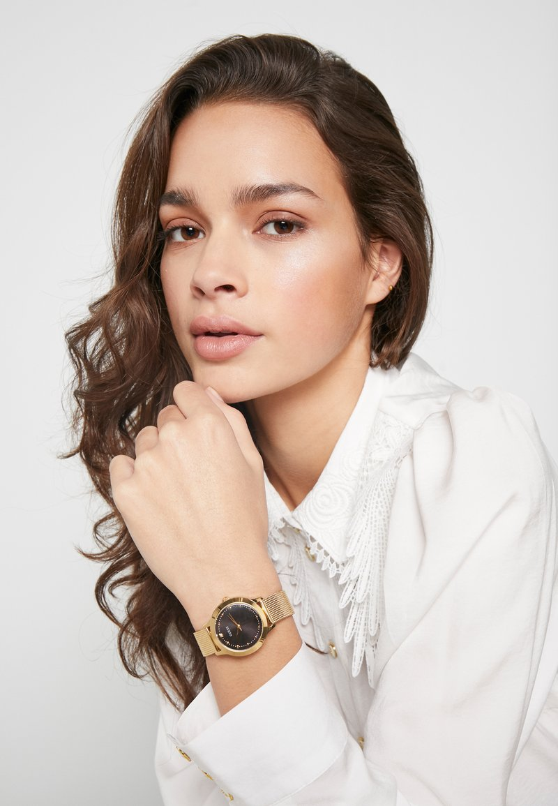 Guess - GENUINE - Horloge - gold-coloured