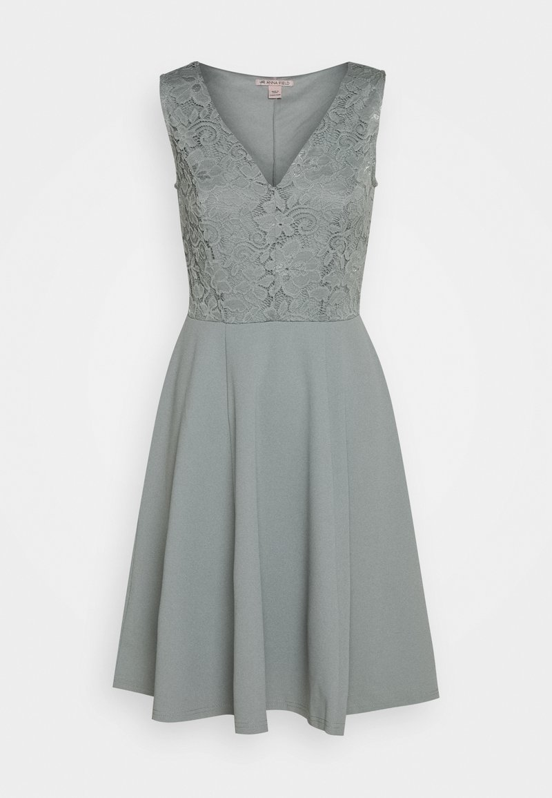 Anna Field - Cocktailjurk - slate grey