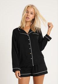 Anna Field - SET - Pyjamaser - black - 0