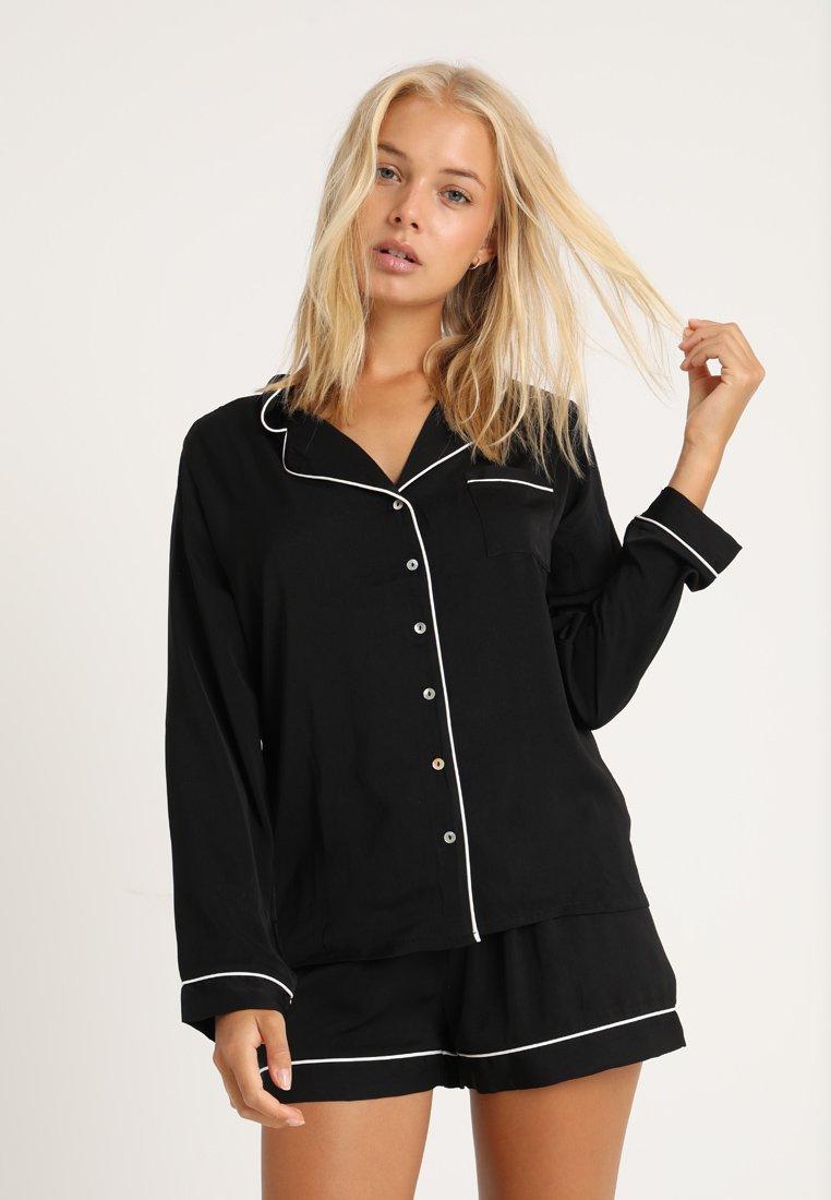 Anna Field - SET - Pyjamaser - black
