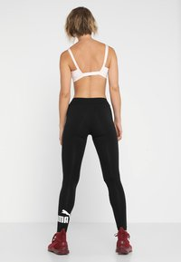 Puma - ESS LOGO - Tights - cotton black - 2