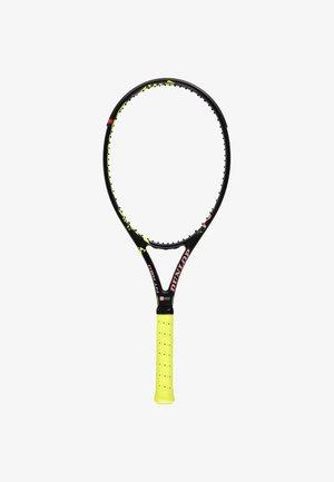 NT R 6.0 UNBESAITET 16X19 - Tennis racket - black/yellow