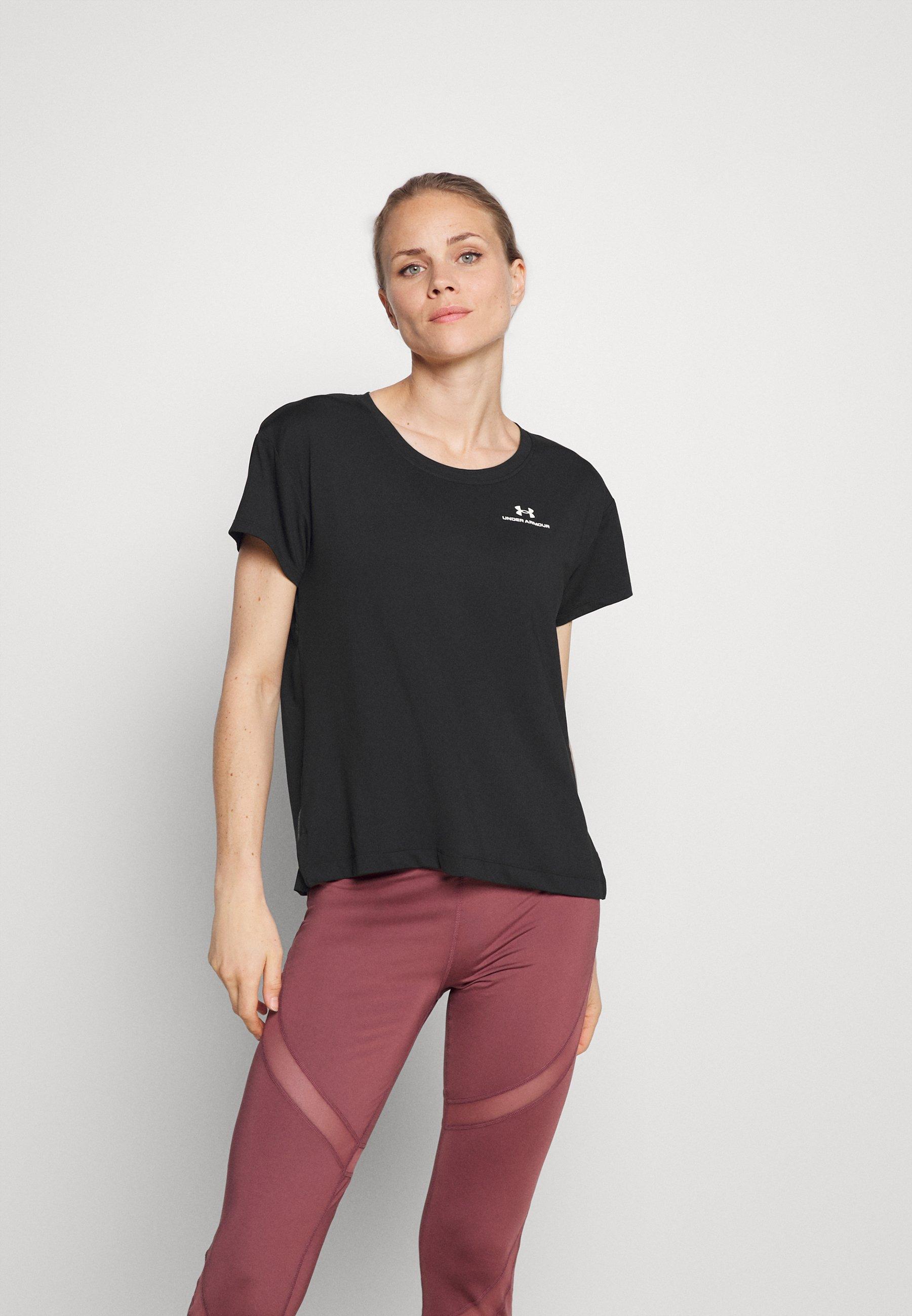 Damen RUSH ENERGY CORE  - T-Shirt basic