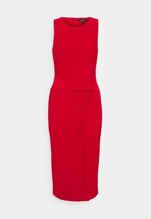 MID WEIGHT DRESS - Jerseykjole - orient red