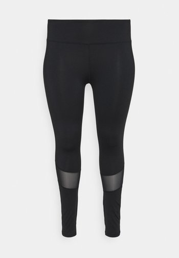 INSERT LEGGING CURVE - Leggings - black