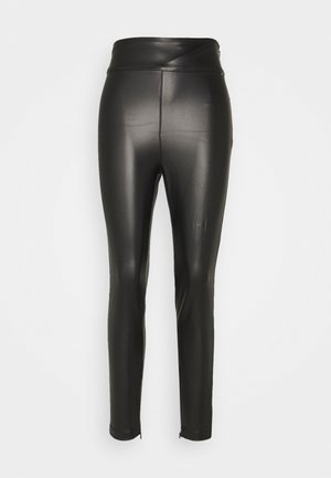 PRISCILLA  - Leggings - jet black