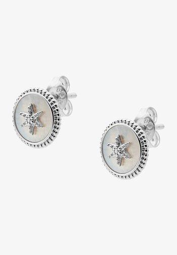 FOSSIL DAMEN-OHRSCHMUCK 925ER SILBER - Earrings - silver