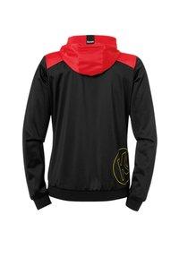 Kempa - EMOTION  - National team wear - schwarzrotgelb - 1