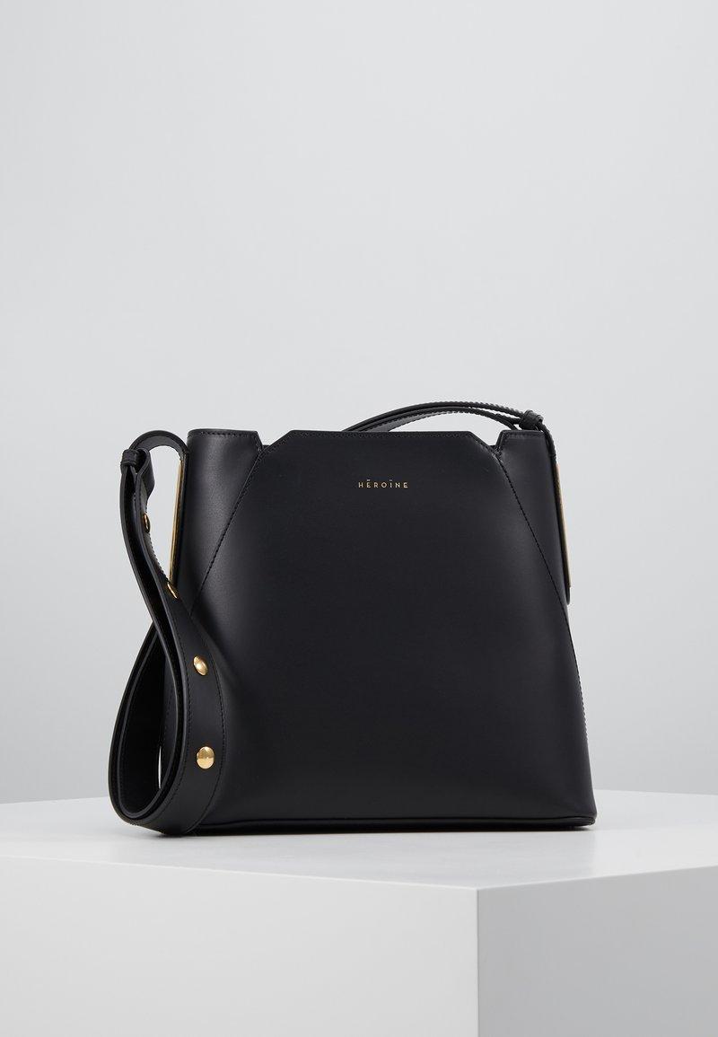 Maison Hēroïne - JOSEPHINE - Across body bag - black