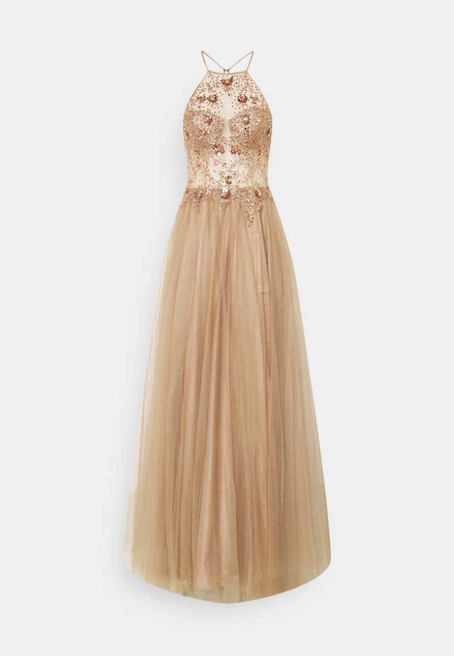 Suknia balowa - taube