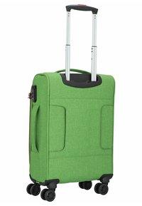 Hardware - AIRSTREAM  - Wheeled suitcase - bright green - 1