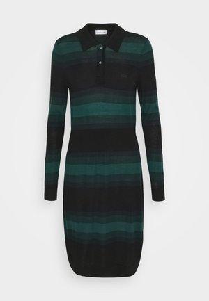 Robe pull - black/navy blue