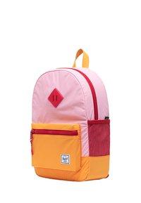 Herschel - School bag - candy pink reflective/blazing orange reflective/red light - 2