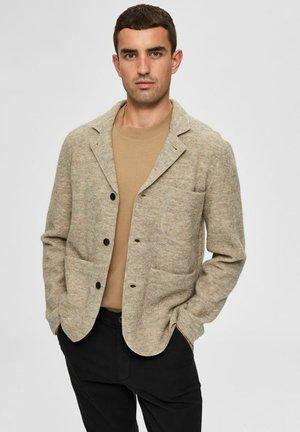 Blazer jacket - oatmeal