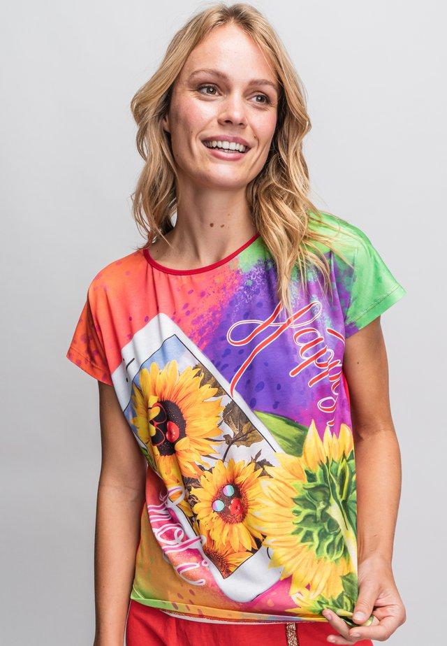 ROCKAWAY  - T-shirt imprimé - unico