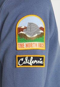 The North Face - NOVELTY PATCH HOODIE  - Sweatshirt - vintage indigo - 4