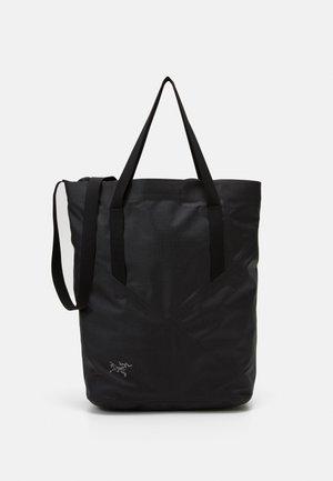 GRANVILLE 18 TOTE - Across body bag - black