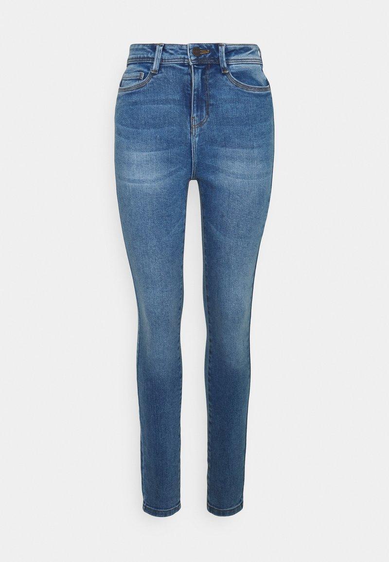 Noisy May - NMAGNES SUPER  - Jeans Skinny Fit - light blue denim