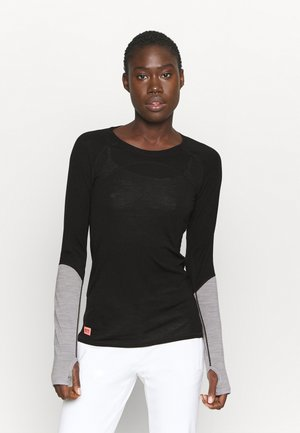 BELLA TECH - Undershirt - black