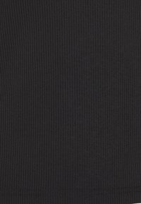 Dorothy Perkins - SQUARE NECK LONG SLEEVE TOP - Top sdlouhým rukávem - black - 2