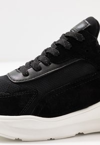 Anna Field - LEATHER - Sneakers laag - black - 2